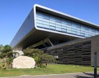 北京国家图书馆铝单板工程